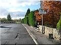SE3910 : Cudworth boundary sign on Weetshaw Close by Christine Johnstone