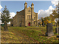 SJ9696 : St Mary's Church, Newton by David Dixon