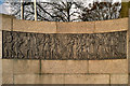 SD8010 : Bury War Memorial, The Armed Forces by David Dixon