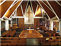 TQ3177 : Interior of St Paul's church, Newington by Stephen Craven
