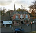 SJ9490 : Romiley Arms by Gerald England