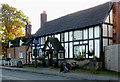 SJ6352 : The Star Inn at Acton, Cheshire by Roger  Kidd