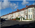 ST6070 : Maxse Road, Knowle, Bristol by Jaggery