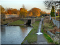 SJ8898 : Clayton Junction and Junction Lock by David Dixon