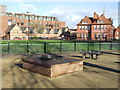 SJ4066 : Amphitheatre model, Chester by Malc McDonald