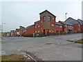 SD9104 : The corner of Castleton Street and Edward Street, Oldham by Alexander P Kapp