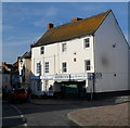 SO7225 : Gurney's family butchers, Newent by John Grayson