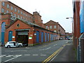 SD9104 : Rear of Hartford Mill on Parson Street, Oldham by Alexander P Kapp