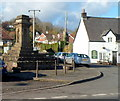 SO6101 : Grade II* listed Market Cross, Aylburton by John Grayson