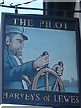 TQ7655 : The Pilot, Public House, Maidstone by David Anstiss