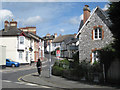 SX8773 : Fore Street, Kingsteignton by Robin Stott