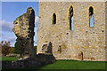 SE6183 : Helmsley Castle by Ian Taylor