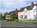SP1254 : Houses on Croft Lane, Temple Grafton by Nigel Mykura