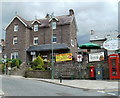 SO1533 : Tower Hotel and Ivory Restaurant, Talgarth by John Grayson