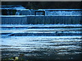 SK2165 : Weirs on the Lathkill by Peter Barr