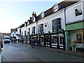 TQ4110 : The Brewery Shop, Cliffe High Street, Lewes by PAUL FARMER