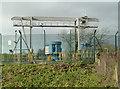 SE5726 : Eggborough Power Station - cooling water make-up pumping station by Chris Allen