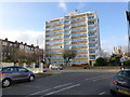 TV6198 : Gannet House, Hartington Place, Eastbourne by PAUL FARMER