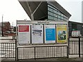 SJ9495 : Bus Station Information by Gerald England