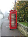 TL5664 : Telephone Box by Keith Evans