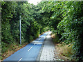 TQ4482 : Footpath and cycle track by the A13 by Robin Webster