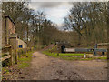SJ9589 : Marple Locks, Peak Forest Canal by David Dixon