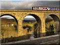 SJ9590 : Marple Viaduct by David Dixon