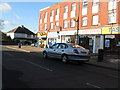 TQ2205 : Shopping parade on Middle Road Shoreham by Dave Spicer