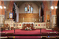 TQ4577 : The Ascension, Plumstead - Chancel by John Salmon