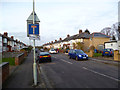 SP5304 : Campbell Road, Cowley by Des Blenkinsopp