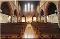 TQ2176 : St Michael & All Angels, Barnes - West end by John Salmon