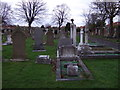 TA1867 : Bridlington Cemetery by JThomas
