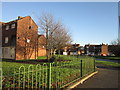 TA1432 : Flats on Diadem Grove, Hull by Ian S