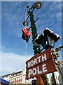 SZ0891 : Bournemouth: the North Pole returns in 2012 by Chris Downer