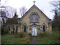 TL2862 : St.Luke's Methodist Church, Papworth Everard by Adrian Cable