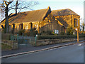 SK0394 : St Luke's Church, Glossop by David Dixon