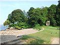 SX4552 : Milton's Temple, Mount Edgcumbe by Robin Stott