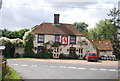 TQ9928 : The Red Lion by N Chadwick