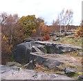 SE1239 : Above Shipley Glen by Gordon Hatton