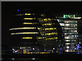 TQ3380 : City Hall at night by Oast House Archive