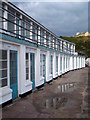 SW5241 : Porthgwidden beach huts : Week 49