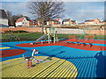 SE2324 : Play Area - Burnsall Road by Betty Longbottom