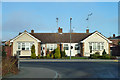 TL7208 : Bungalows on Sidmouth Road by Robin Webster