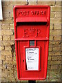 TL2459 : Croxton Village Postbox by Adrian Cable