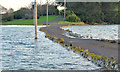 J5264 : The causeway to Cross Island, Strangford Lough (2) by Albert Bridge