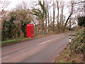 TQ4744 : K6 Telephone Kiosk by The Saunterer