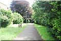 TQ5940 : Entrance to Grosvenor Park by N Chadwick