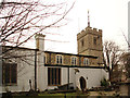 TQ2289 : St Mary, Church End, Hendon by John Salmon