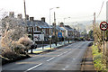 SP9213 : Bulbourne Road, Tring, on a frosty morning by Chris Reynolds