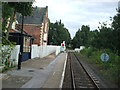 SE6821 : Rawcliffe railway station, Yorkshire by Nigel Thompson